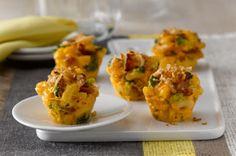 Cheesy Broccoli-Bacon Mac Bites recipe