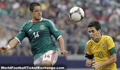 Manchester United striker Javier Hernandez has been selected for Brazil World Cup 2014 in Mexico squad.  Former Barcelona centre back Rafael Marquez will lead the manager Miguel Herrera's 23-man squad in summer tournament.  Mexicans are included in Group A with Croatia, Cameroon and host nation Brazil.  WorldFootballTicketExchange.com is a secured online platform which offers Mexico World Cup Tickets at great price.