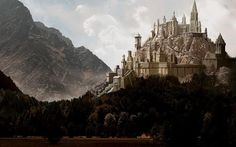 fantasy castle images - Google Search