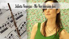 Partitura Julieta Venegas - Me Voy versión dos Fagot