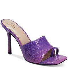 Dress And Heels, Dress Sandals, Shoes Sandals, Stiletto Pumps, Pointed Toe Pumps, Slide Sandals, Heeled Mules, Fit, Polyvore