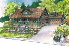 The Carrington House Plan
