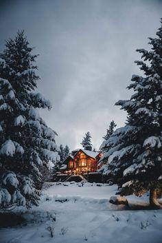 Julien Buchowski | The winter mansion