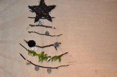 Decoración navideña exterior, se lleva lo natural
