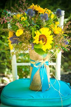 Teal Wedding Shoot I