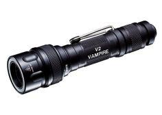 Surefire V2 Vampire® White + Infrared LED Flashlight