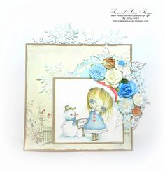 New Releases - Treasered Times Rubberstamps Snowman, Card Making, Stamp, Dolls, Christmas, Cards, Times, Yule, Xmas