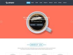 Liendo – Multipurpose Landing Page Template designed by DevItems for DevItems LLC. Connect with them on Dribbble; the global community for designers and creative professionals. Page Template, Templates, Landing Page Html, Stencils, Vorlage, Models