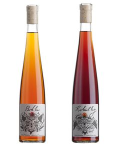 Wine labels design for special wine edition BODKA & KOHÚTKY by vinitour. Wine Label Art, Wine Label Design, Wine Labels, Booze Drink, Wine Drinks, Beverage Packaging, Wine And Spirits, Wines, Mad