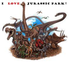 Jurassic Park is my Life by Iguana-Teteia on DeviantArt