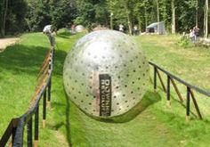 Pod London Zorbing surrey