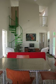 """2011: Best Affordable Integration - Solaria is a the first """"pre-designed"""" affordable green house in the Puerto Rico housing market. At $130,000 its making waves as a cost-effective way to provide high design to the masses."""