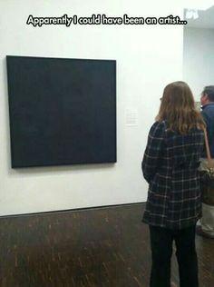 ugh,modern day art -_-