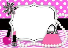 Join us for the makeup party Spa Birthday, Barbie Birthday, Barbie Party, Pyjamas Party, Boarders And Frames, Mary Kay Party, Meeting Planner, Glitter Background, Paris Theme
