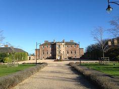 Archerfield House - East Lothian.