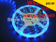 This is nice, check it out! dc 5v 5m 160 led waterproof ip65 black pcb addressable rgb led strip ws2801 led light,32 pixel/m digital ws2801 led strip - US $43.90 http://outletshopping5.info/products/dc-5v-5m-160-led-waterproof-ip65-black-pcb-addressable-rgb-led-strip-ws2801-led-light32-pixelm-digital-ws2801-led-strip/
