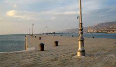 Trieste - Il Molo Audace
