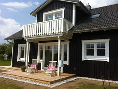Fe-Haus an der Ostsee