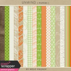 Unwind - Papers