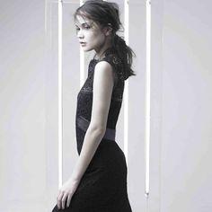 AW campaign by Jan Grombirik Fashion Labels, Contemporary Fashion, Anna, High Neck Dress, Praying Mantis, Campaign, Dresses, Design, Turtleneck Dress
