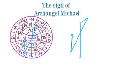 The Sigil Of Archangel Michael is a powerful symbol used in invocation rituals, the symbol of Archangel Michael, use it to communicate with the archangel.  #spirituality #spiritualgrowth #spiritualawareness #spiritualawakening #meditation #mindfulness