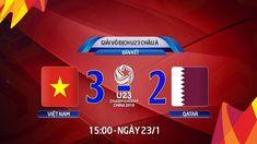 Việt Nam ĂN MỪNG trước chiến thắng 3 - 2 của U23 Việt Nam trước Qatar