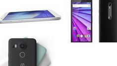 3 Smartphones android de gama baja baratos http://okandroid.net