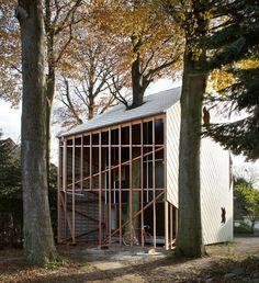 House Bernheimbeuk / architecten de vylder vinck taillieu in Belgium.