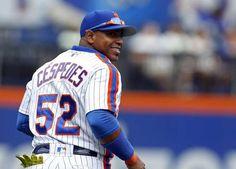 Yoenis Céspedes le faltaría poco para regresar con los Mets #Beisbol #Deportes
