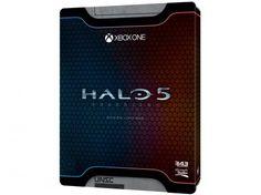 Halo 5: Guardians - Edição Limitada para Xbox One com as melhores condições você encontra no site do Magazine Luiza. Confira!