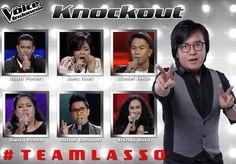 Hasil Babak Knockout The Voice Indonesia Tadi Malam 22 April 2016, episode 14 ini menampilkan kontestan dari Team Kaka dan Team Lasso.