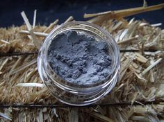 Silver Star Light Silver Gray Eyeshadow by TaterRoundsBeauty,