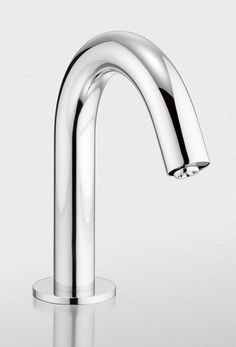 This Hand Free Commercial Bathroom Faucet From Kokols Features A Touch Operation With Ai Smart Chip For Easy No On And O