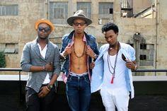 Project inflamed. Fashion, Mpho Rox Modise, Austin Powers, lizwe thabethe