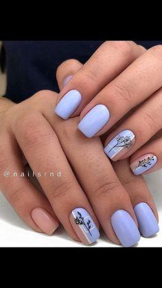 Magenta, Nails, Beauty, Finger Nails, Natural Nails, Nail Manicure, Ongles, Beauty Illustration, Nail