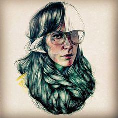 Portrait of Lita Bosch