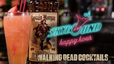How-to Make The Walking Dead's Kingdom Cocktail with LeeAnna Vamp!
