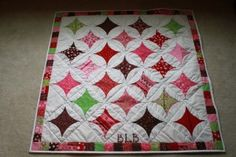 Rob Peter to pay Paul Quilt Baby Girl Quilts, Girls Quilts, Table Runners, Project Ideas, Sewing Projects, Quilting, Blanket, Inspiration, Biblical Inspiration