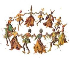 Circle Dancing with June Watts