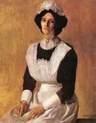 1930s maid Germany