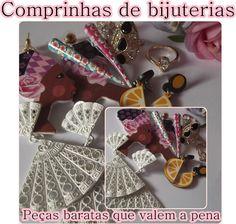 Blog sobre bijuterias artesanais,exclusivas e totalmente personalizadas. Fala também sobre cultura,decoração e estilo de vida