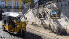Lissabon: kunst op straat   Saudades de Portugal