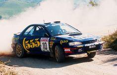 Post with 0 votes and 775 views. Carlos Sainz in an Impreza 555 at Rallye Sanremo 1994 Subaru Impreza Wrc, Rallye Wrc, Automobile, Colin Mcrae, Japanese Monster, Expedition Vehicle, Rally Car, Toyota Celica, Motogp