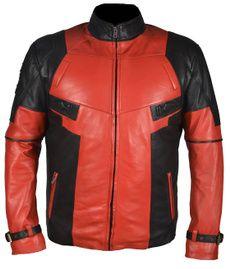 Distressed Leather Jacket, Vintage Leather Jacket, Biker Leather, Vegan Leather Jacket, Motorbike Jackets, Motorcycle Vest, Wade Wilson, Studded Jacket, Movie Costumes