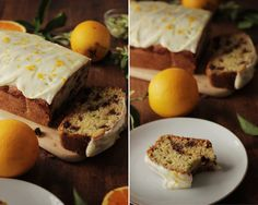 Orange Blossom Zucchini Bread   thebrokenbread.com