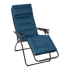 Part of our extensive range, the Lafuma Futura Air Comfort Padded Recliner - Coral Blue - is available for FREE delivery on orders over This and more available from UK. Garden Furniture, Outdoor Furniture, Outdoor Chairs, Outdoor Decor, Garden Seating, Coral Blue, Seat Pads, Uk Shop, Recliner