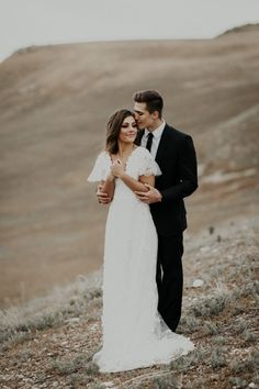 fc9e5106b90 51 Best Wedding Dresses Perfect for a Mountain Wedding images ...