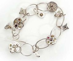 Halcyon summer bracelet project - Making Jewellery Magazine