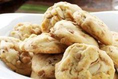 Recept na mandlovo karamelové sušenky