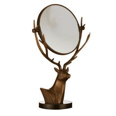 Buck Table Mirror